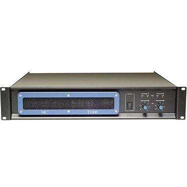 MC2 T Series T1000 Amplifier