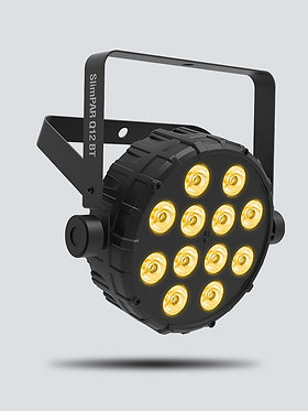 Chauvet SlimPAR Q12 BT LED Wash Light w/Bluetooth