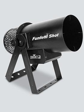 Chauvet Funfetti Shot | An Event-ready Confetti Launcher