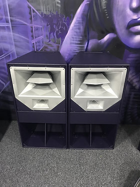 Used Funktion One Resolution 2U (Pair) Speakers Main