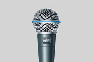 Shure Beta58 Handheld Vocal Microphone