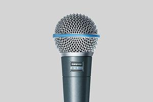 Shure Beta58 Handheld Vocal Microphone