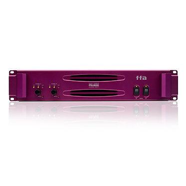 Full Fat Audio FFA-8000 Power Amplifier