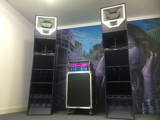 Funktion One Res 2/F218 System Hire (Package B)