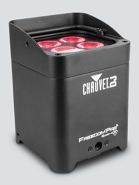 Chauvet DJ Freedom Par Quad-4 IP Black