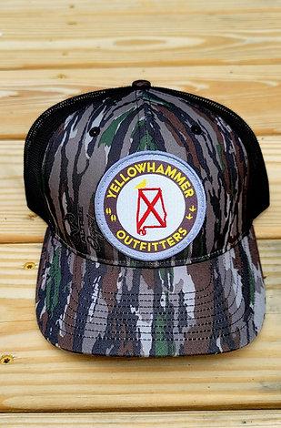 Yellowhammer Original Realtree Camo Hat