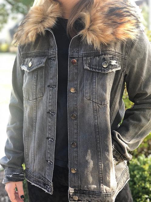Hazel Denim Jacket