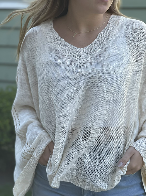 Nikki Sweater