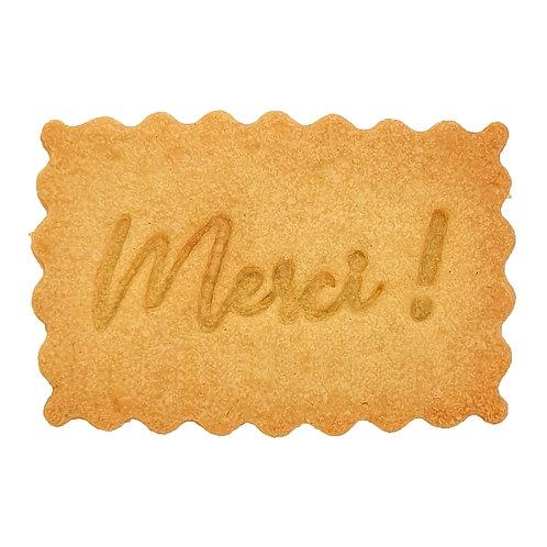 Biscuits - Merci !