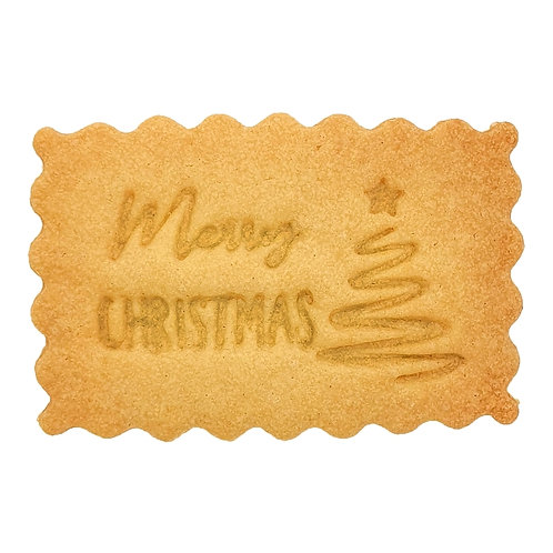 Biscuits - Merry Christmas