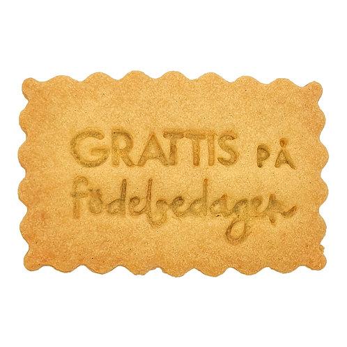 Biscuits - Grattis På Födelsedagen