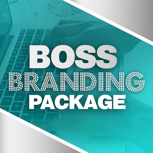 Boss Branding Package