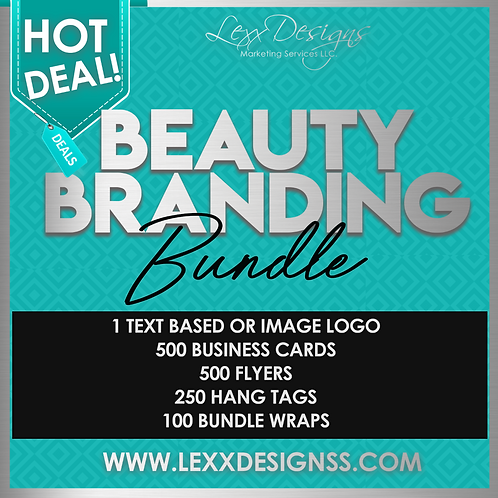 Beauty Branding Bundle Package
