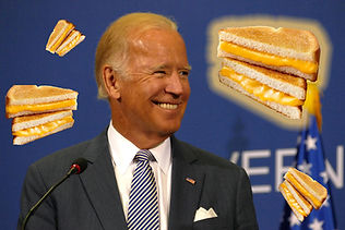 Joe Biden Makes Essential Grilled Cheese Pit Stop on SF Visit