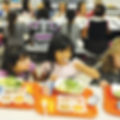 Kids in the cafeteria