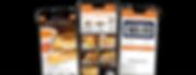 Melt App Screens