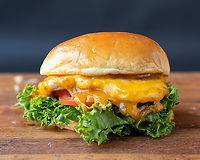 All-natural grilled chicken breast, cheddar, tomato, lettuce, w/ Melt Sauce