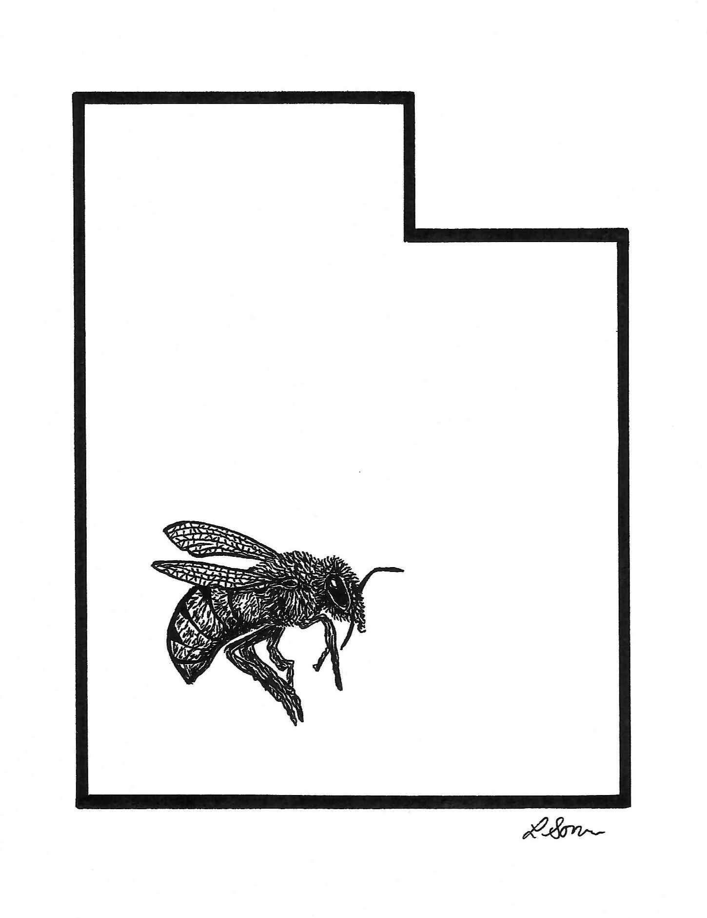Utah and Bee