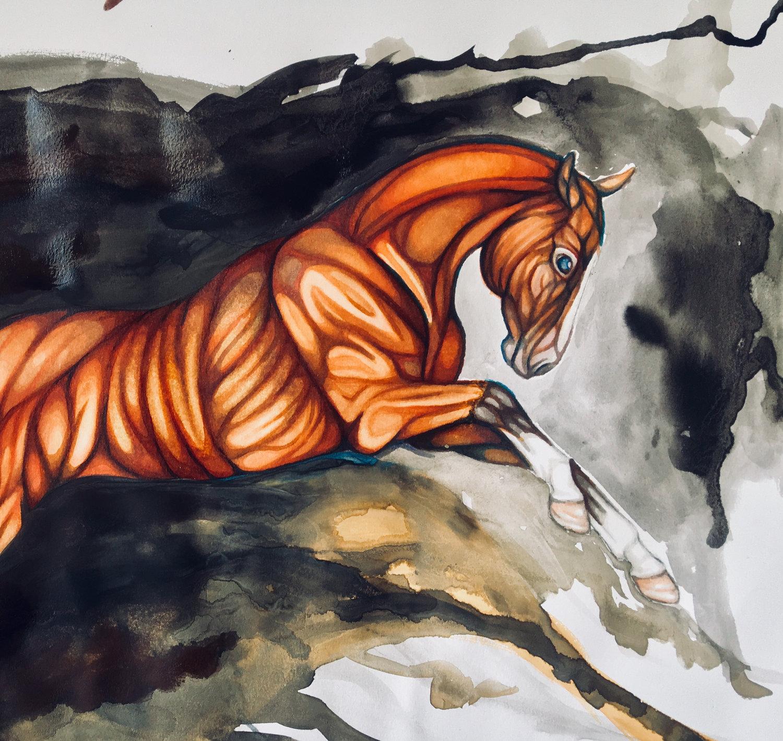 Bloodhorse
