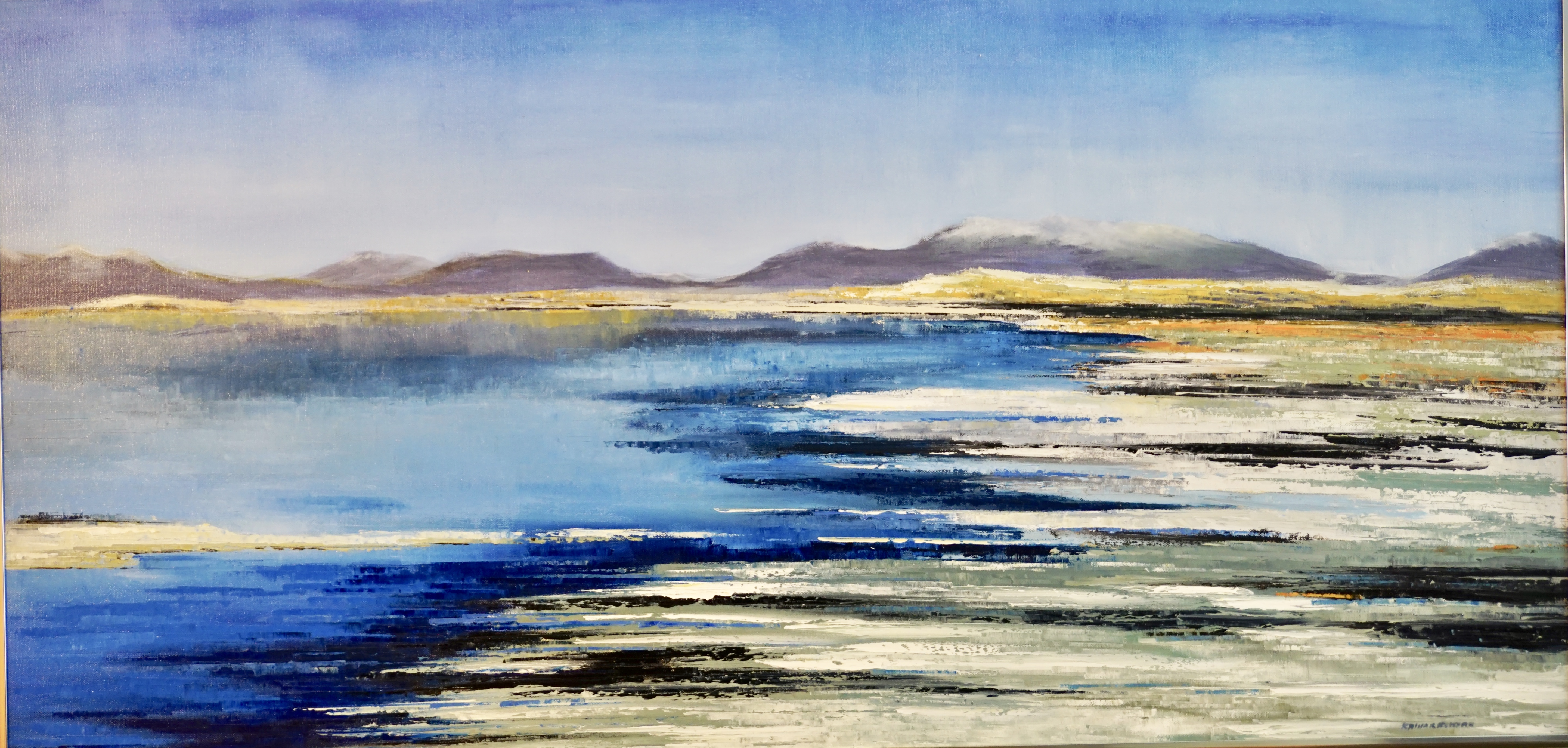Shores of the Great Salt Lake