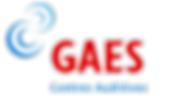 Logotipo de GAES, uno de nuestros sponsors