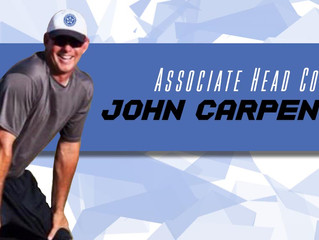 HEADLINE: John Carpenter Joins Bombers Fastpitch Organization~ New Braunfels, TX-July 25th, 2018