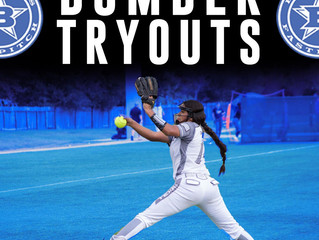 Bomber Fastpitch Tryouts