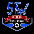 New 5 tool softball logo.png