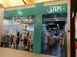 Steps Westland