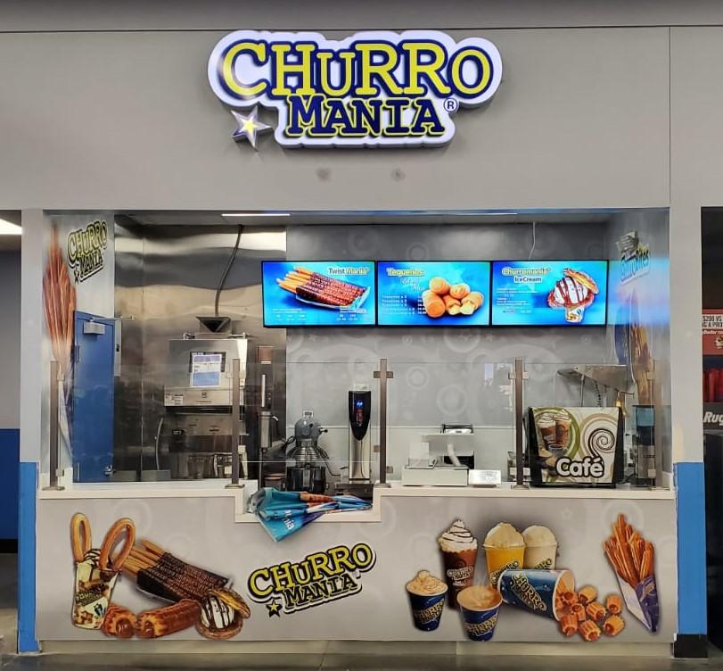 Churromania Walmart
