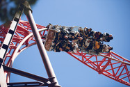 Dreamworld Rollercoaster