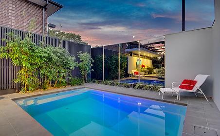 Central Pools | Tauranga | Plunge photo