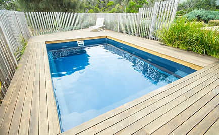 Central Pools | Tauranga | Plunge pool image