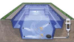 Central Pools   Tauranga   Pool diagram