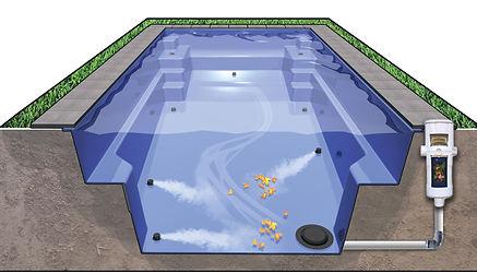 Central Pools | Tauranga | Pool diagram