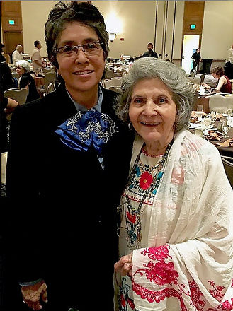 Alva and me in 2016 photo taken by Esther Torres at Los D awards_edited.jpg