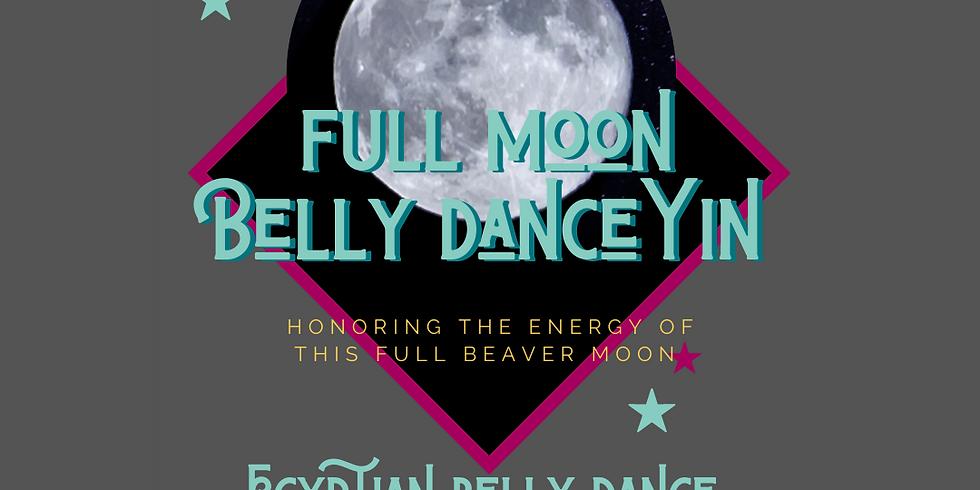 Belly DanceYin November