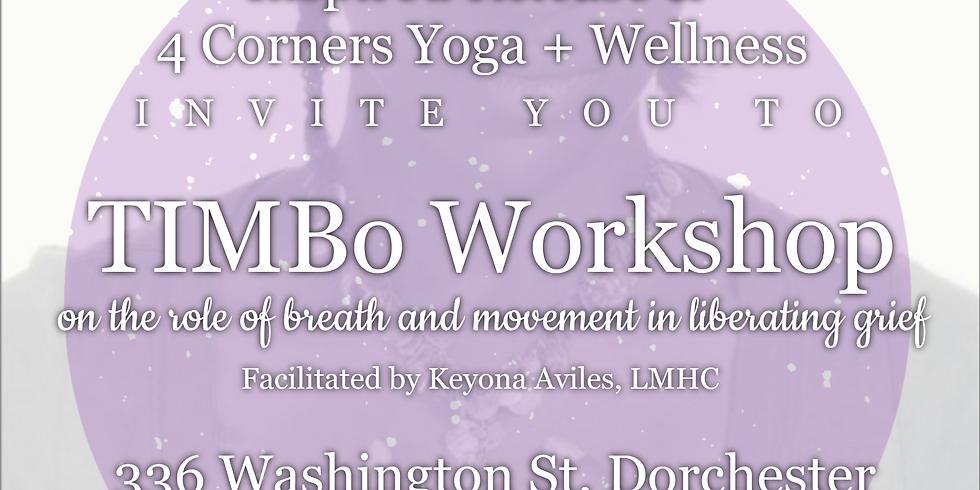 TIMBo Workshop