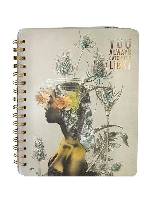 Manifest INSIGHT Spiral Notebook