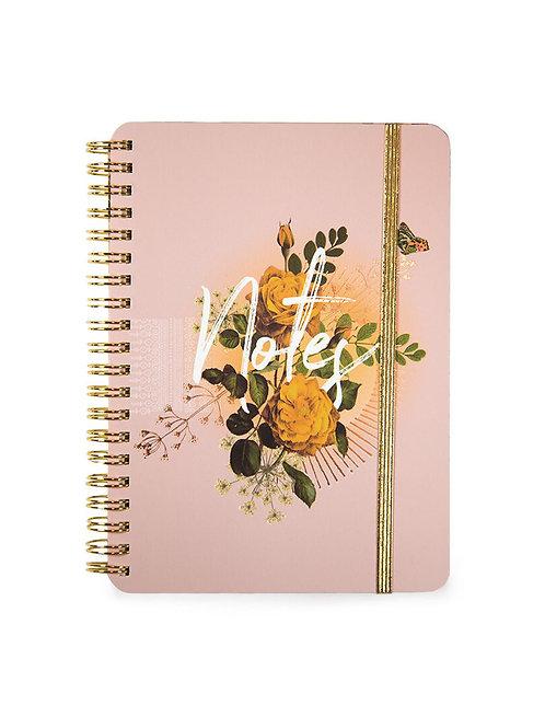 Manifest CONFIDENCE Spiral Notebook
