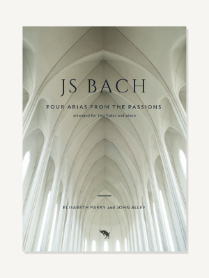 Bach Four Arias from the Passions