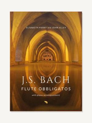 Bach Flute Obbligatos A440