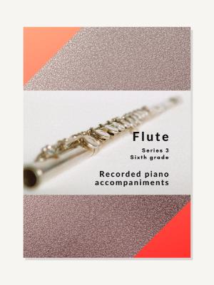 Flute 6th Grade Accompaniments