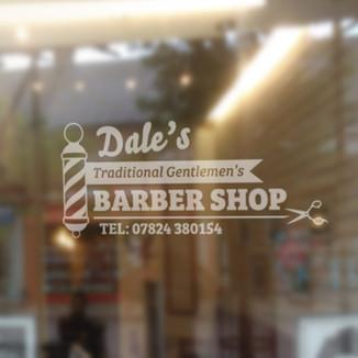 Dale's Barber Shop