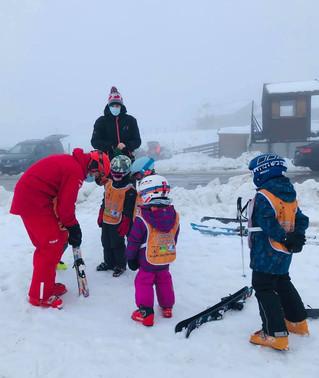 Samedis des neiges :Première sortie de la saison