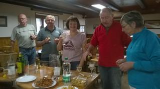 Vie du Club : Journée au refuge du GRSCK