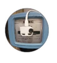 Tête de lecture optique pour compteur électrique mécanique