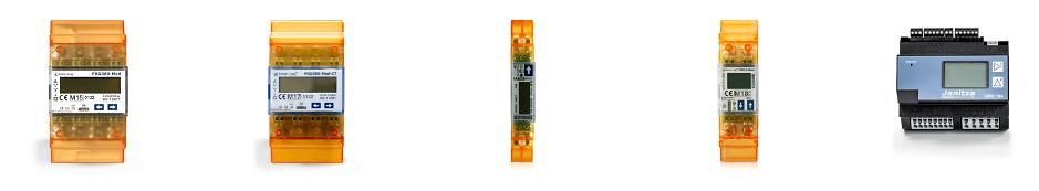 gamme compteurs PRO Solar-Log