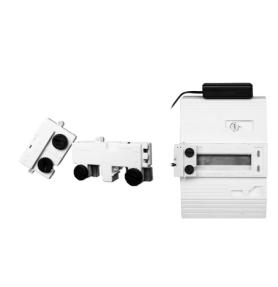 Tête de lecture optique pour compteur électrique électronique