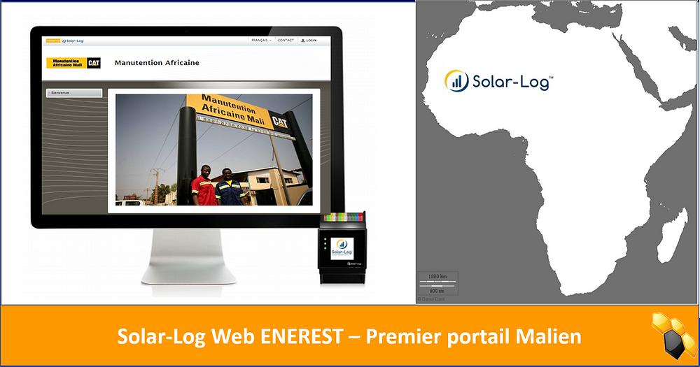 Premier portail ENEREST au Mali